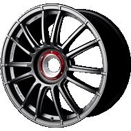 Fondmetal 184H 9RRMD Monodado Titanium Wheels