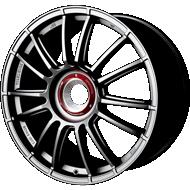 Fondmetal 184S 9RRMD Monodado Gloss Silver Wheels