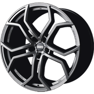 Fondmetal 185H 9XR Titanium Wheels