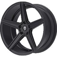 Fondmetal 189B KV1 Matte Black Wheels