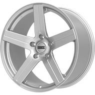 Fondmetal 187S STC-1C Silver Wheels