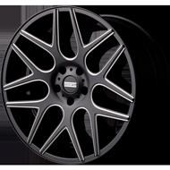 Fondmetal 181BM STC-MS Gloss Black Milled Wheels