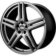 Fondmetal 180H STC-05 Titanium Wheels