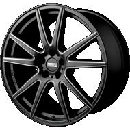 Fondmetal 182BM STC-10 Gloss Black Milled Wheels