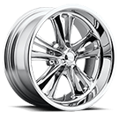 Foose Wheels<br />F097 Knuckle Chrome