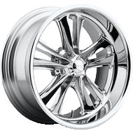 Foose F097 Knuckle Chrome Wheels