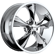 Foose F105 Legend Chrome Wheels