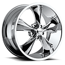 Foose Wheels<br /> F105 Legend SS Chrome