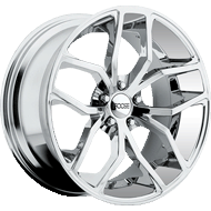 Foose F148 Outkast Chrome Wheels