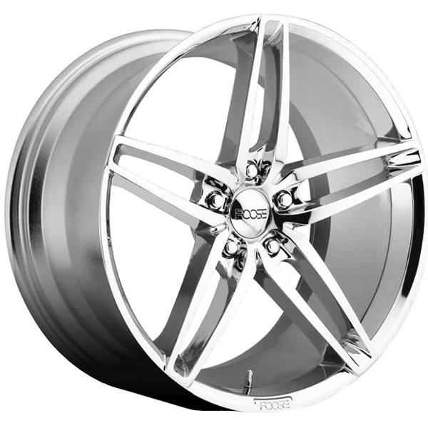 Foose F155 Stallion Chrome Wheels