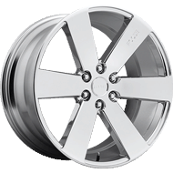 Foose F157 Switch Chrome Wheels