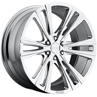 Foose F159 Wedge Chrome Wheels