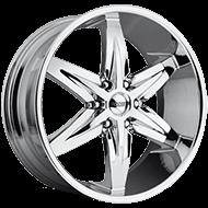 Foose F161 Slider Chrome Wheels