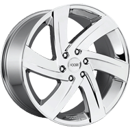 Foose F166 Bodine Chrome Wheels