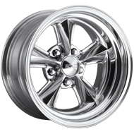 Foose F201 Nitrous Polished Wheels