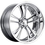 Foose F237 Knuckle Polished Wheels