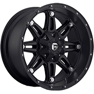 Fuel Wheels <br />  D231 Hostage Matte Black