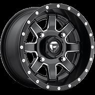 Fuel Wheels <br /> D538 Maverick Black Milled