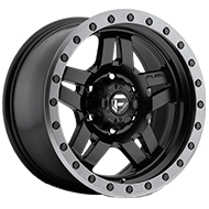Fuel Wheels <br /> D557 Anza Matte Black