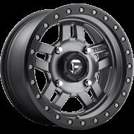 Fuel Wheels <br /> D558 Anza Gunmetal Matte