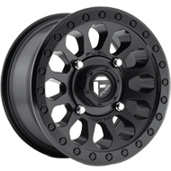 Fuel Wheels <br /> UTV D579 Vector Matte Black