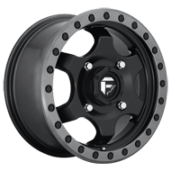 Fuel D639 Gatling Matte Black Wheels