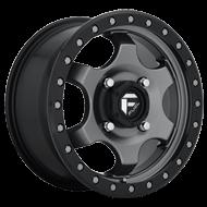 Fuel D640 Gatling Matte Gun Wheels