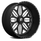 Fuel Wheels <br /> FF05 Black Milled