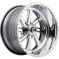 Fuel Wheels FF12 Polished