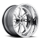 Fuel Wheels <br /> FF12 Polished/Black Milled