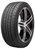 Fuzion UHP Sport A/S Tires