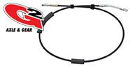 G2 Axle & Gear E-Brake Cable
