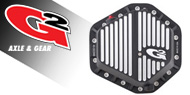 "G2 Brute Differential Cover for GM 14 10.5"" Axle"