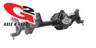 G2 Axle & Gear Core 44 Front Axle Assembly (w/ Auburn Ected) <br/> 07-16 Wrangler JK