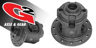 G2 Axle & Gear Limited Slip Differential