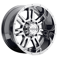 737V Challenger Wheels <br> PVD Chrome