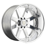 Gear Alloy F70P Forged Polished Wheels