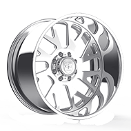 Gear Alloy F71P Forged Polished Wheels
