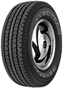 General AmeriTrac Tires