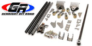 GenRight Suspension 3 Link Front Kit