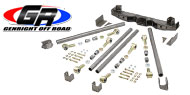 GenRight Suspension 4 Link Double Triangulated Rear Kit