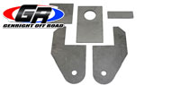 GenRight Frame Side Trac Bar Mount
