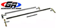 GenRight Hi Steer Tie Rod & Drag Link Kits