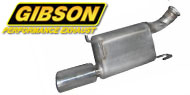 Axle Back <br>Gibson Exhaust Systems