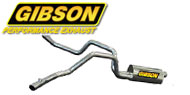 Diesel Extreme Dual <br>Gibson Exhaust Systems