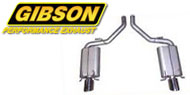 Dual Muffler Replacement <br>Gibson Exhaust Systems