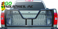 Go Industries<br /> Black Painted V-Gate Tailgates