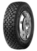 Goodyear G933<br /> RSD Armor<sup>®</sup> MAX Tires