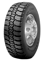 GoodYear G971 Armor MAX Tires
