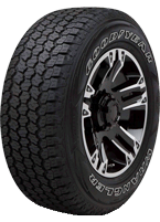 Goodyear Wrangler<sup>®</sup> <br>All-Terrain <br>Adventure Tires